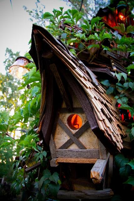 Birdhouse Crookedbirdhouse